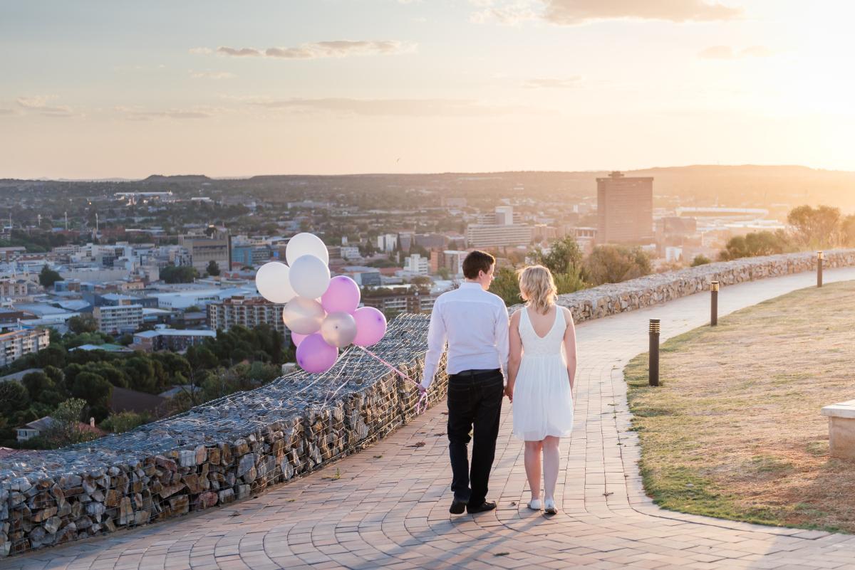 wedding photographer Bloemfontein