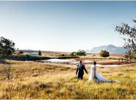 Bella Montagna - Fouriesburg Wedding - JL & Humnet