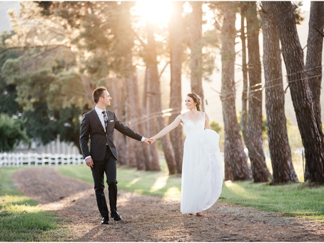 Welgelegen Cherry Estate - Fouriesburg wedding - Johannes & Rolien