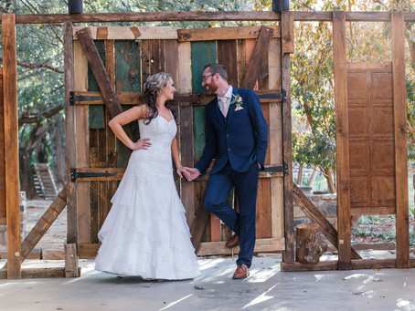 Jeff + Annalize {wedding}