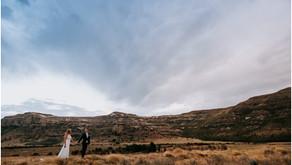 Earthrise Mountain Lodge - Ficksburg wedding - Travis & Marguerite