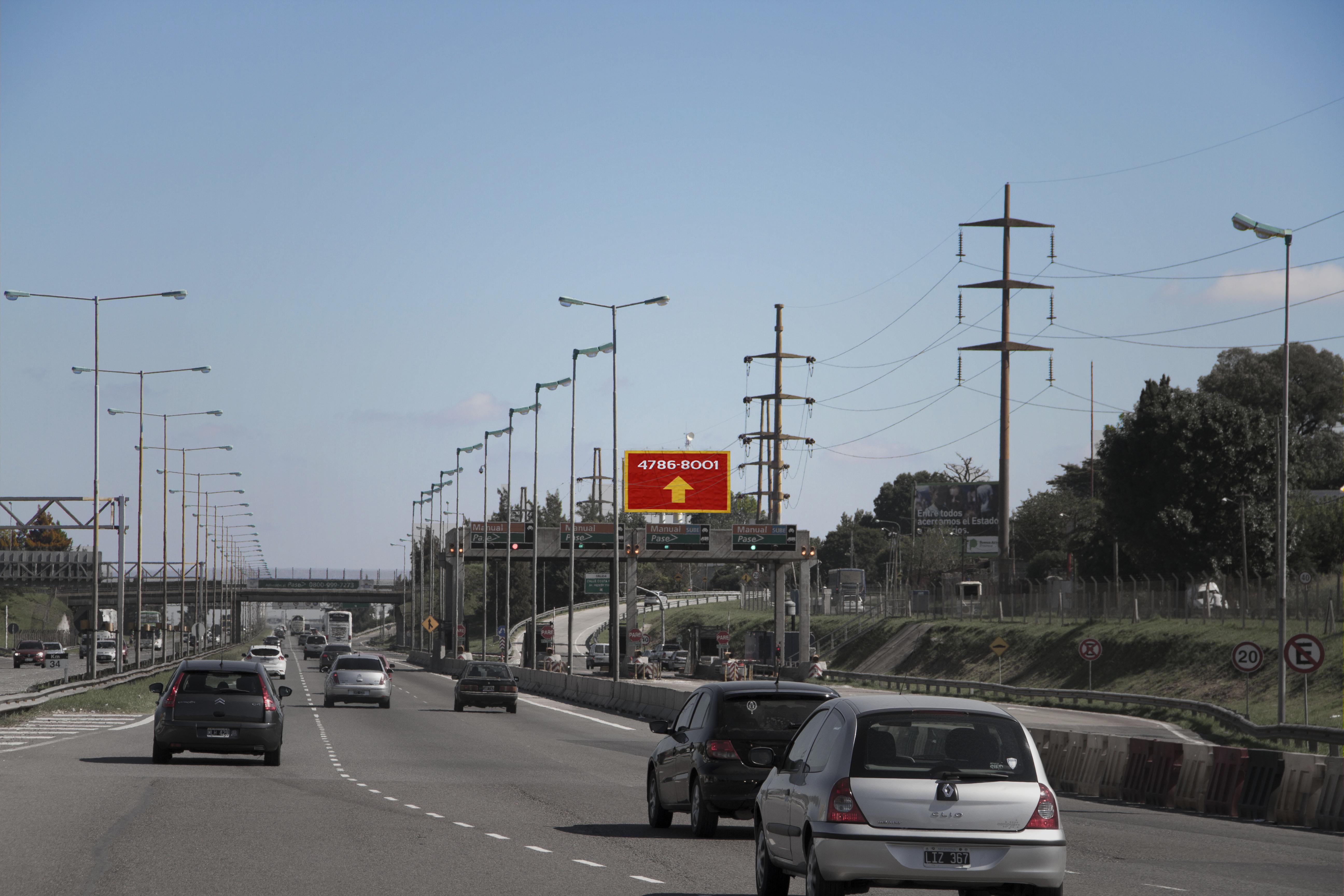Ruta 9 Escobar