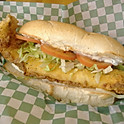 Orange Roughy Sandwich