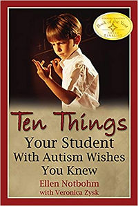 Ten Things Your Student with Autism Wish