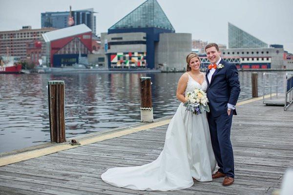 Kerri-Jean & Robert - BMI Fall Wedding