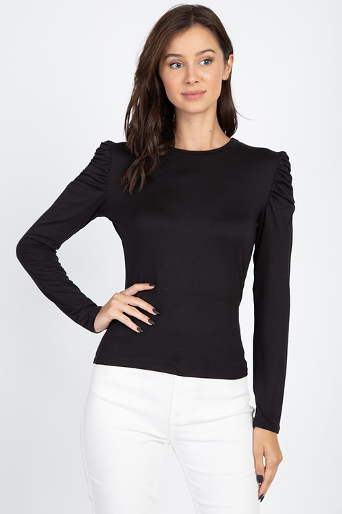 The Fully Booked Black Top