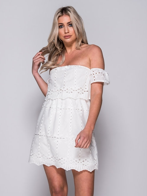 Lace Summer Dress