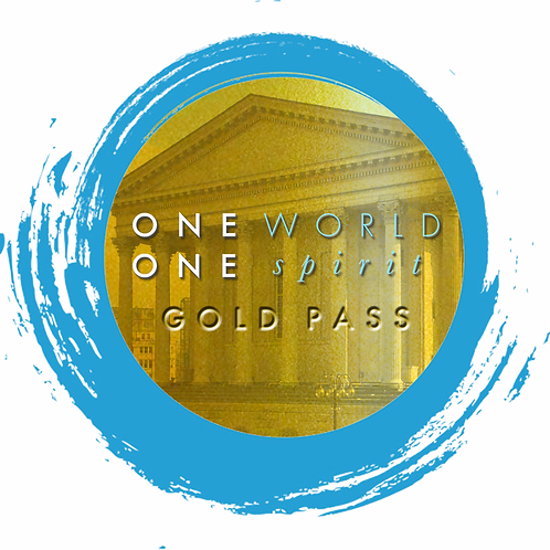 One World, One Spirit - GOLD Pass (Gala Day & Evening Showcase)
