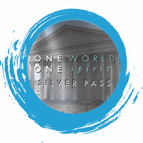 One World, One Spirit - SILVER Pass (Evening Showcase ONLY)