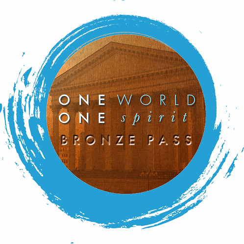 One World, One Spirit - BRONZE Pass (Gala Day ONLY)