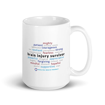 Brain Injury Survivor Mug