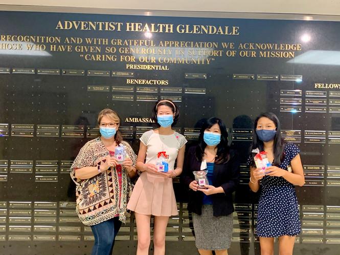 Adventist Health Glendale Hospital
