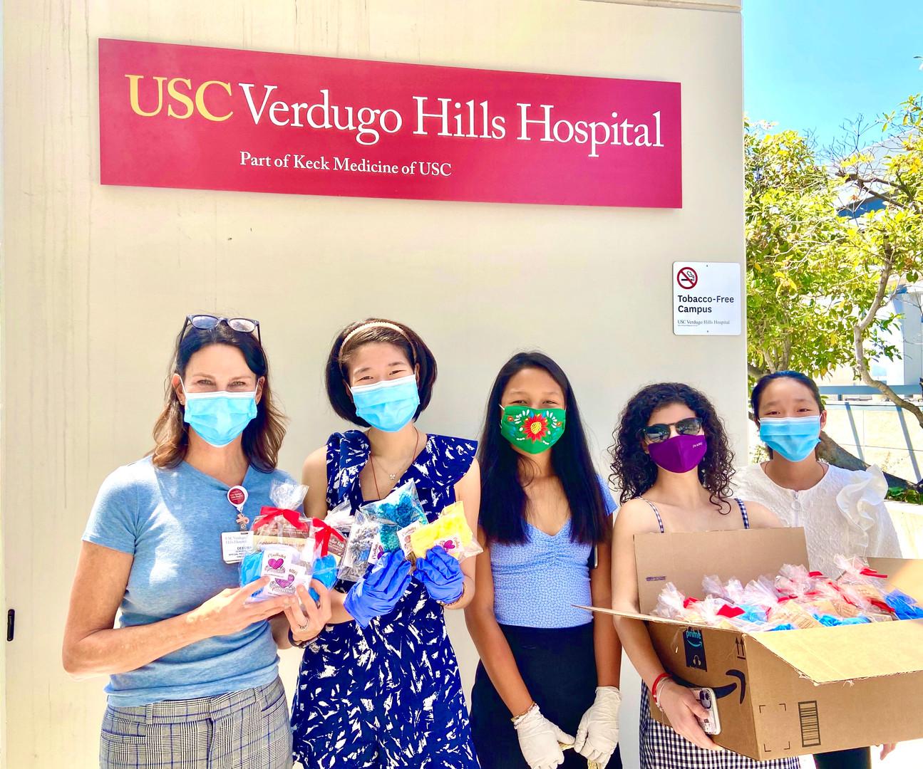 USC Verdugo Hills Hospital