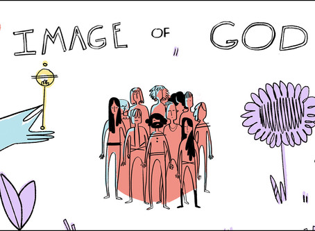 Living as the Image of God