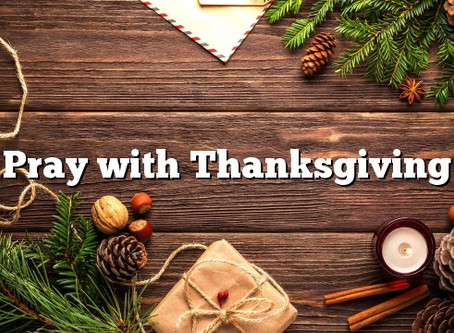 Cynicism vs. Thanksgiving