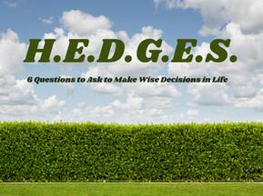 "H.E.D.G.E.S. - ""Is it Selfless?"""