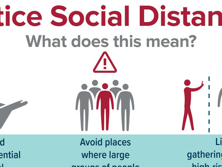 Coronavirus Trial: Social Distancing