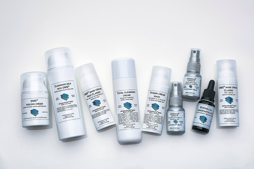 Dermaviduals Products for CIT