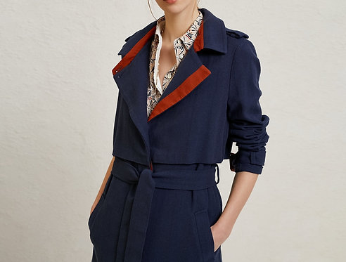 Double Layer Trench by YARGICI