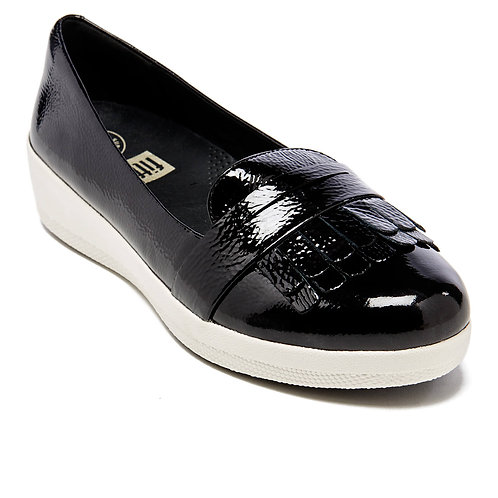 Fringey Sneakerloafer Loafers by FitFlop
