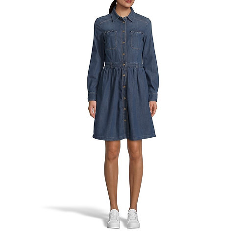 Denim Dress by 7 for all Mankind