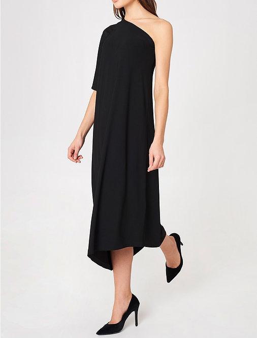Asymmetric Evening Dress by Filippa K