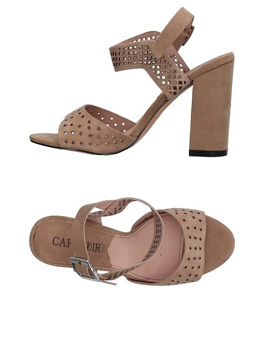 Leather Sandals by CAFèNOIR
