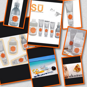 Jessica Rose Salon SU sun protection