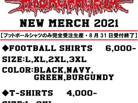 "New Merch ""Football shirts"""