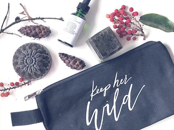 Keep Her Wild Gift Set