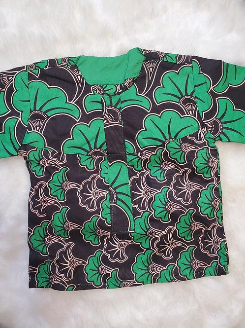 Boys African Shirts