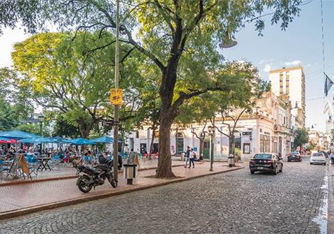 Recommended foodies at San Telmo