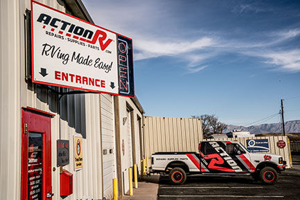 Action RV - Storefront