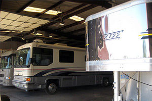 Action RV 12,00sq ft shop