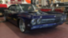 OUTLAW KUSTOMS INC produces turn-key kustom hot rods, classics and resorations