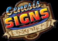 Genesis Signs logo