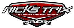 Nick's Trix Custom Broncos