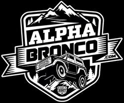 Alpha Bronco 2017