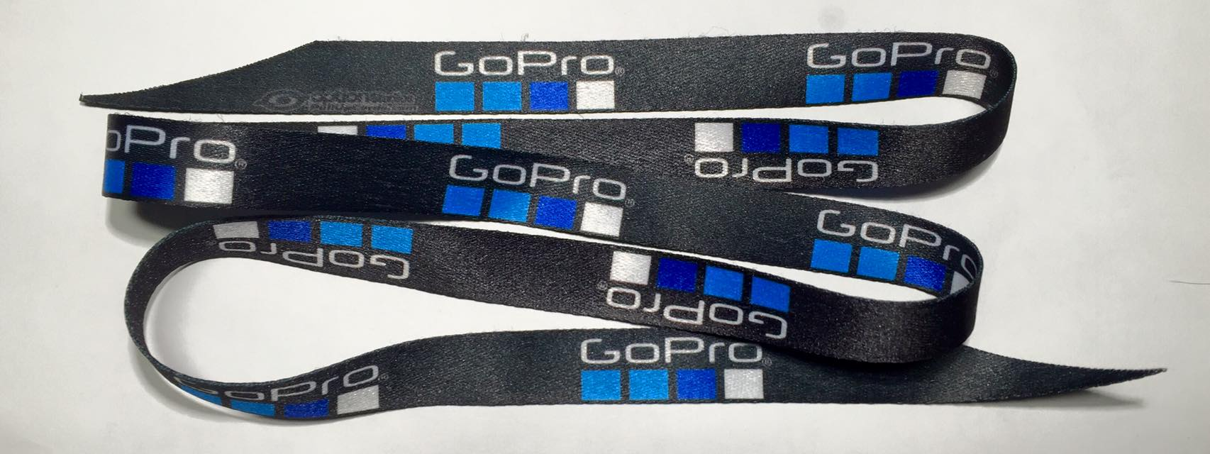 GoPro pullup cords