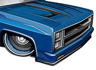 1987 Chevrolet C10 Kustom