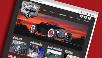 Outlaw Kustoms website launched