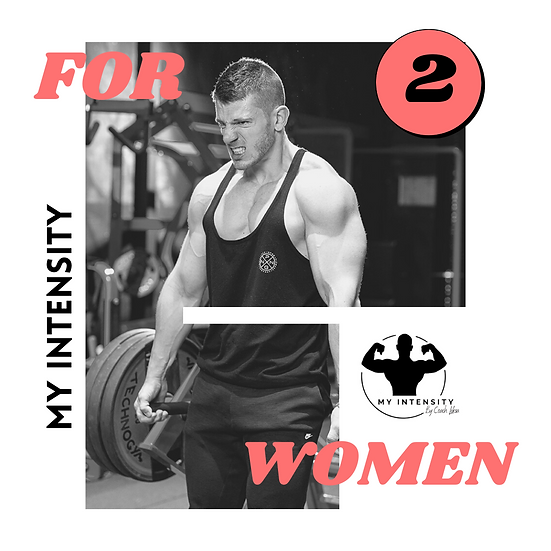 MY INTENSITY Vol.2        For Women