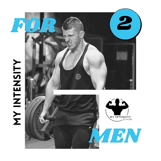 MY INTENSITY Vol.2        For Men