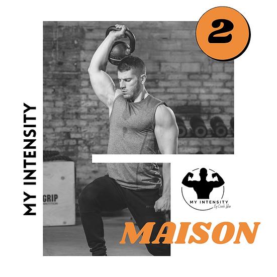 MY INTENSITY         A LA MAISON Vol.2