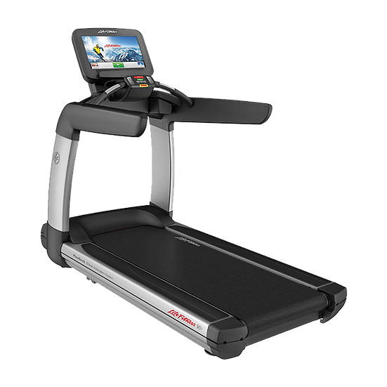 LifeFitness Discover SE3 treadmill