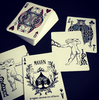 Maven Playing Cards