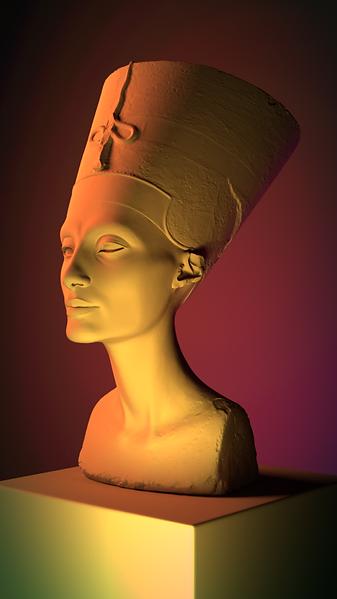 Nefertiti_Bust