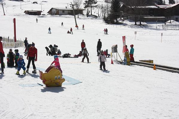 skiën met kinderen in Oostenrijk