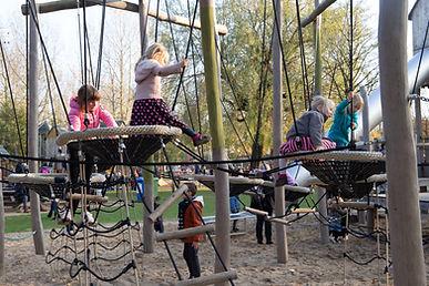 speelplein, kinderen, Puyenbroeck, goedkope uitstap met kinderen in Oost-Vlaanderen