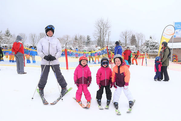 skiën met kinderen in Winterberg